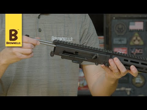 Brownells BRN-180™ Upper Receiver: Disassembly & Reassembly