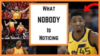 What Nobody is Noticing About the Utah Jazz