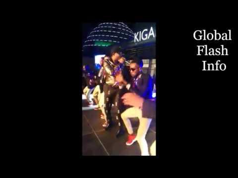 KOFFI OLOMIDE Selfie Kigali Rwanda Nyataquance