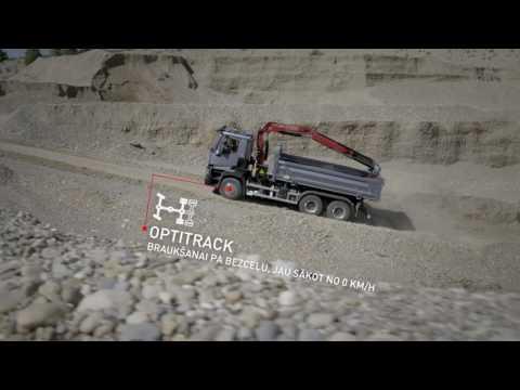 Renault Trucks C - Latvija