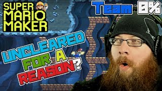 0.00% UNCLEARED LEVELS FOR A REASON? - Super Mario Maker - OSHIKOROSU TAKES ON TEAM 0% LEVELS!