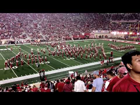 IU Marching Band - THRILLER