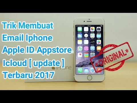 [how to] Cara Buat Email Iphone 2017 Apple ID Appstore Icloud Gratis Work 100%
