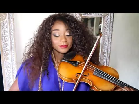 """WENCY - """"Choucoune"""" - Official Violin Music Video"""