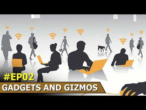 Wireless Internet  | Degradable Shopping Bags | Eco Toilet | Gadgets And Gizmos | Episode 2