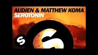Audien & Matthew Koma - Serotonin (Original Mix)