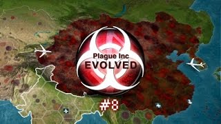 Plague Inc. Evolved #8 | ZOMBIE APOCALYPSE
