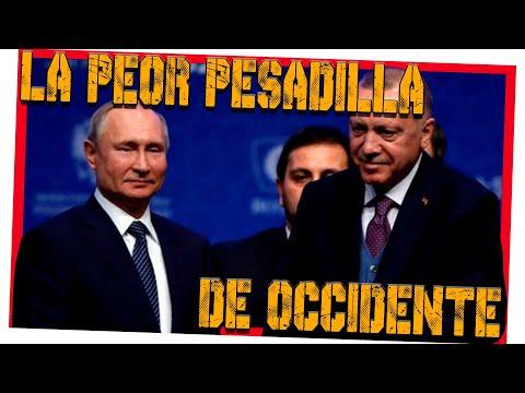 URGENTE!: TURQUÍA SE VA CON RUSIA Y CHINA!