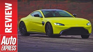 New Aston Martin Vantage 2018 review - can it beat the Porsche 911?
