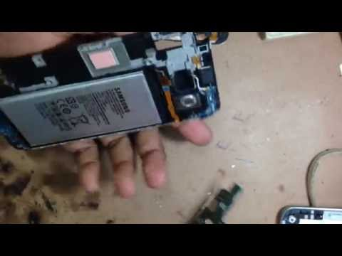 SAMSUNG GALAXY E7 Dead Fix By short circuit