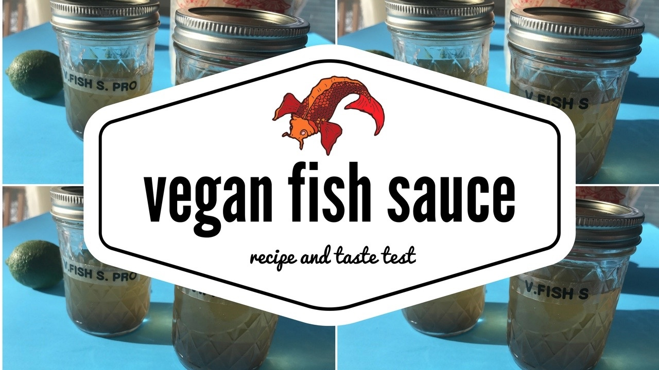 how to make fish sauce youtube