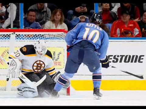 Atlanta Thrashers Picture Collection 2010-2011