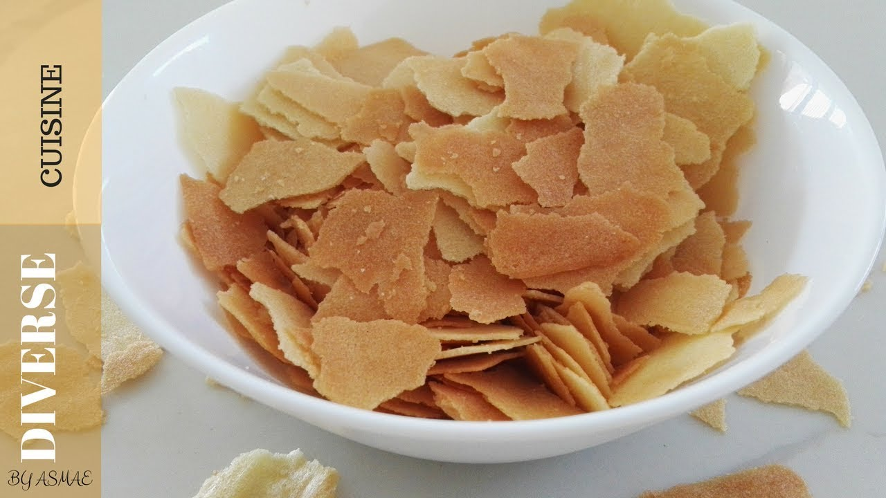 Home Made Feuilletine Flakes Lacy Cr 234 Pes English