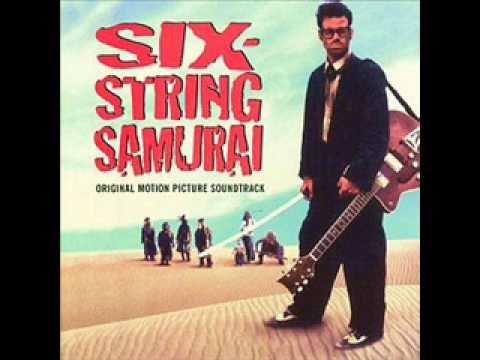 Limpopo- Volga Boatmen ( Six String Samurai Soundtrack )