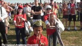 The Largest Angklung Ensemble Washington D C MP3