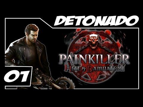 Painkiller Hell and Damnation: Parte 1 - FPS OLD SCHOOL Matar, Matar e muito METAL! [Detonado pt-br]