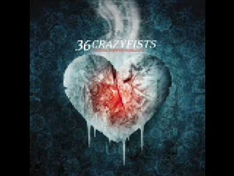 36 Crazyfists - The Heart And The Shape