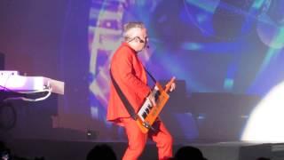 Howard Jones - The Prisoner - Live at Best Buy Theater 8-21-14