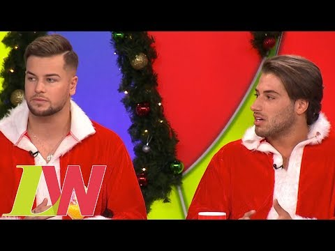 Love Island's Chris and Kem Comment On Jack and Dani's Split | Loose Women