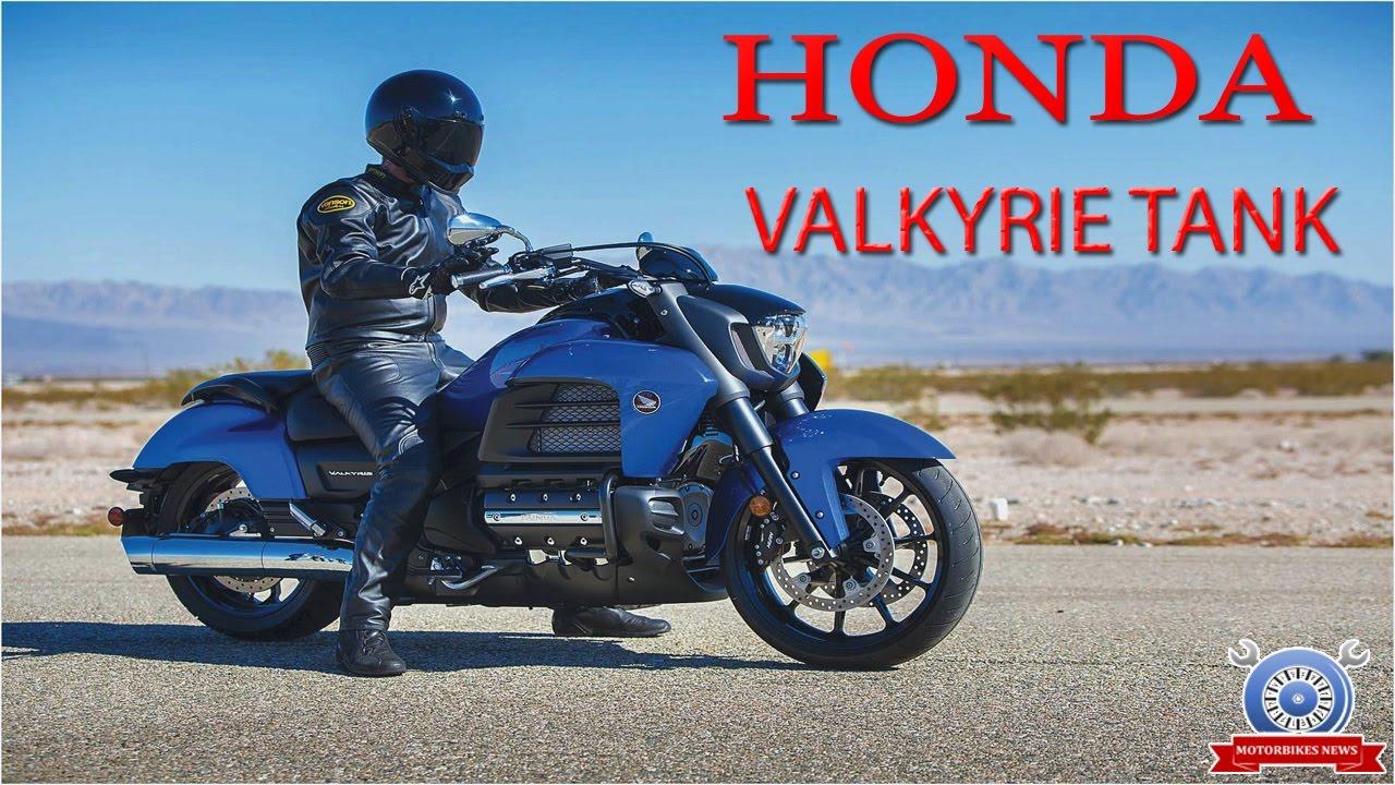 Honda Valkyrie Tank Review Youtube