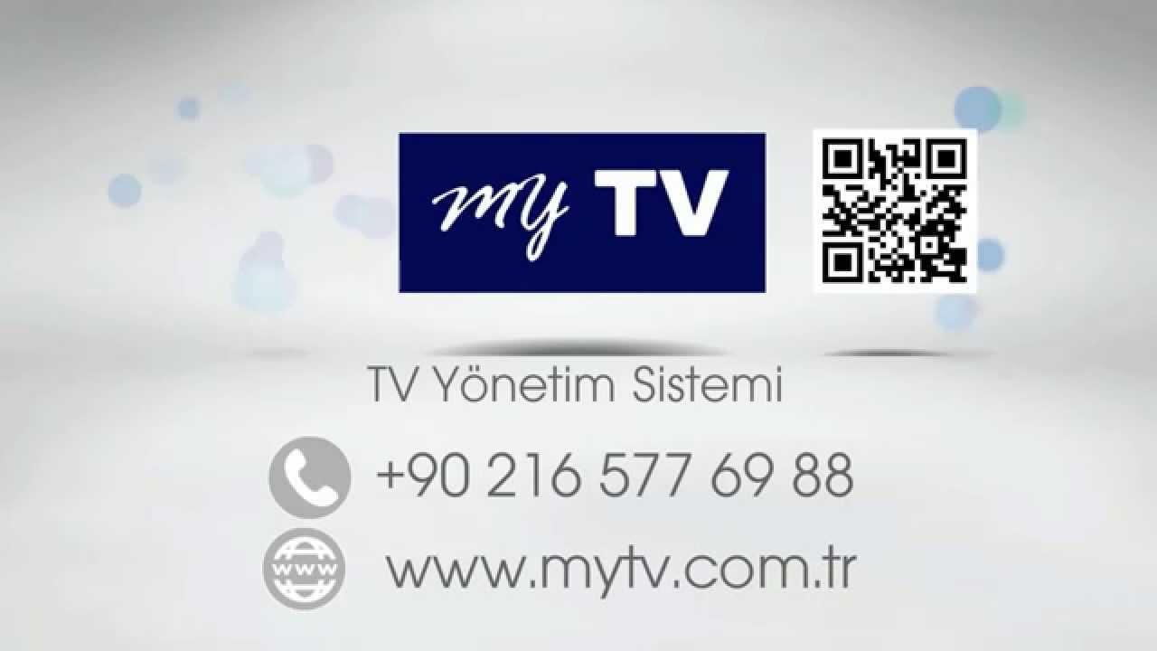MyTV - Dinamik Kare Kod (QRCode) Uygulaması