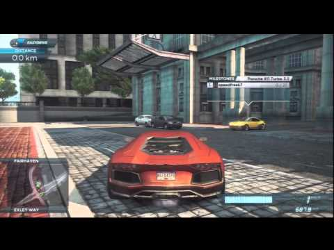 Need For Speed Most Wanted Networking Trophy Guide