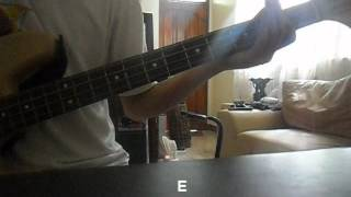 I Could Sing Of Your Love Forever by Sonicflood (Bass Lesson)