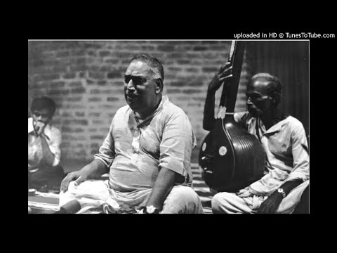 Voleti Venkateswarulu - Lalite mAm pAhi - yadukulakAmbhOji - rUpakam - Cheyyur Chengalvaraya Shastry