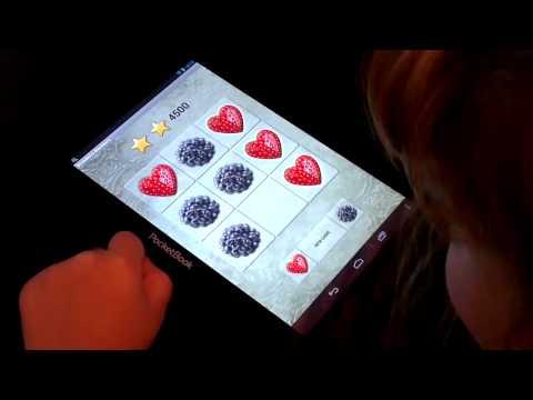 Детская развивающая игра от 3х лет приложение Android StrawBerry-BlackBerry
