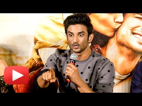 Thumbnail: Sushant Singh Rajput VERY ANGRY REACTION On Reporter On Kulbhushan Case | Raabta Trailer Launch