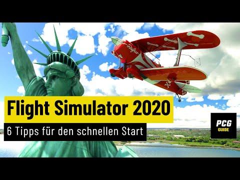 Flight Simulator 2020 | GUIDE | Mit diesen 6 Tipps fliegt ihr ganz unkompliziert thumbnail