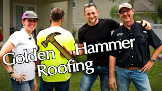 Golden Hammer Roofing, Jacksonville, FL: \