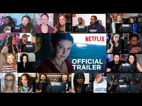 Enola Holmes Trailer Reaction Mashup & Review