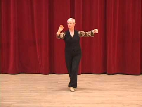Silver Waltz - Open Impetus to Weave Ballroom Dance Lesson