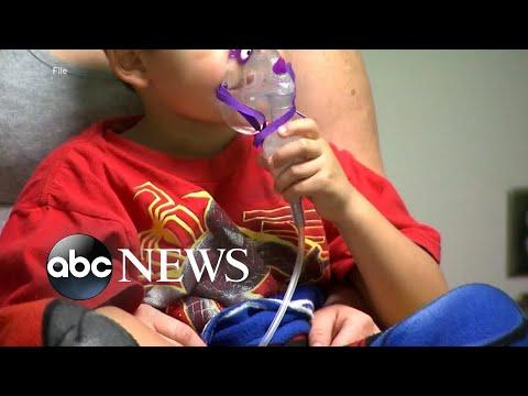 Arkansas doctor speaks out on number of children on ventilators