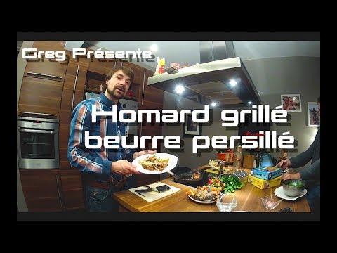 homard-grillé-beurre-persillé
