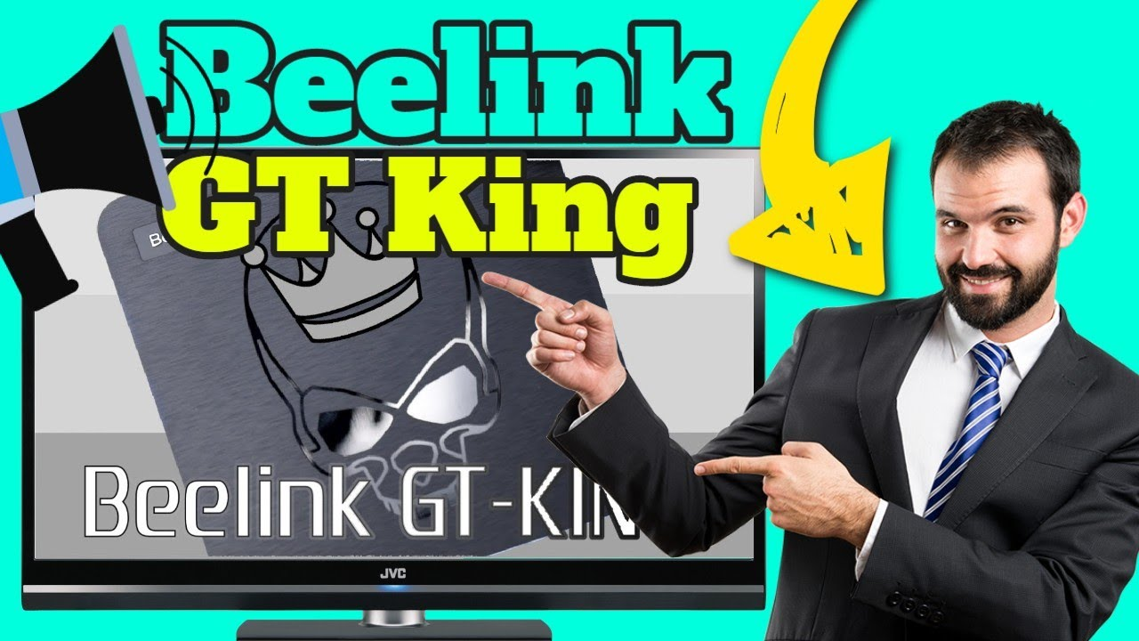 Beelink GT King Amlogic S922X Android 9 TV Box Review