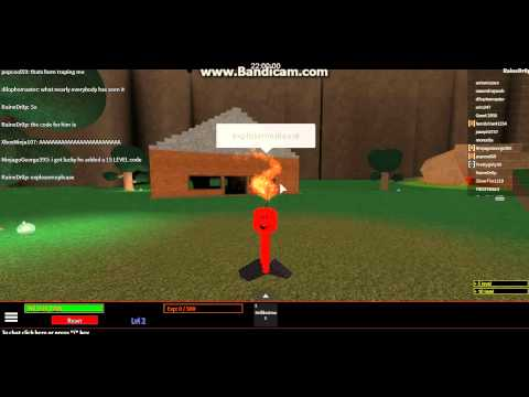 Roblox The Robots Code For Boom Boom