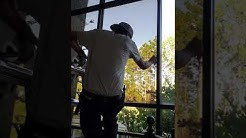 Flat glass job window tinting in Jacksonville Florida