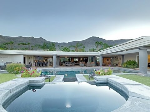 A World Class Estate with Hollywood Influence in Rancho Mirage, California
