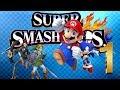 Super Smash Bros Wii U| K.O. Compilation!