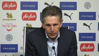 Puel: Mahrez still has a future at Leicester