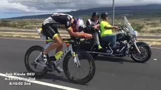 Kona 2016 Male Pros Bike Super Slo-Mo - First 12 Riders