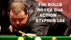 The Rolls Royce Cue Action - Stephen Lee