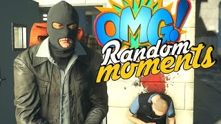 Battlefield Hardline - RANDOM OMG MOMENTS
