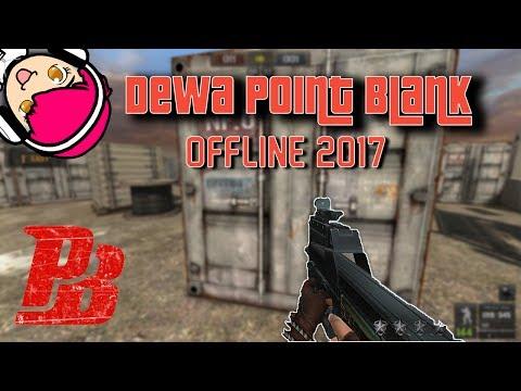 Little Gaming Jadi Dewa Point Blank?? ~ Point Blank Offline 2017 #4