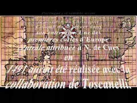 Les mystères de la cartographie III Toscanelli