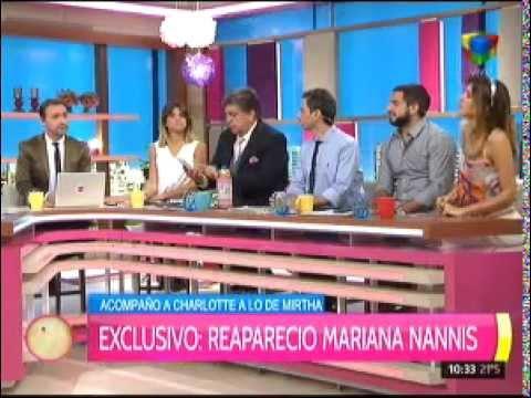 Misma escuela: Mariana Nannis habló de la ostentación de Wanda Nara