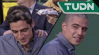 ¡Andrés Vaca cumple su palabra y paga la apuesta! | La Jugada | TUDN