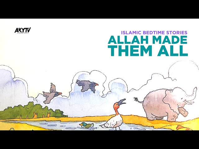 Allah Made Them All | Islamic Bedtime Stories